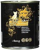 Catz Finefood Katzenfutter Purrrr 107 Känguru, 6er Pack (6 x 800 g)