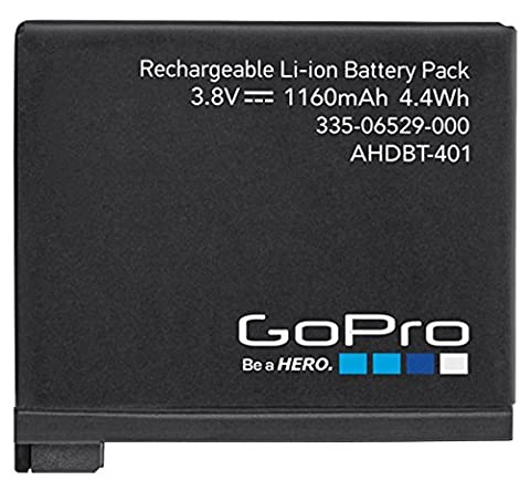 Chargeur Batterie Gopro Hero 4 - GoPro Batterie rechargeable pour