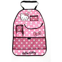 Hello Kitty 109-192-800 Organizer da macchina Utensilo, Rosa