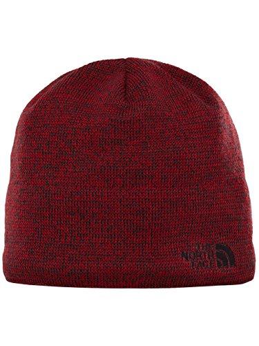 The North Face T0a5wh, Berretto Uomo, Rosso Sequoia, Taglia Unica