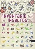 Inventario ilustrado de insectos (Ciencia - Animais extraordinarios)