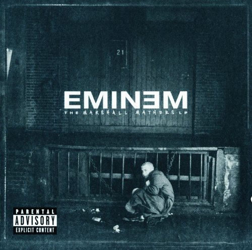 The Marshall Mathers LP (U.K. ...