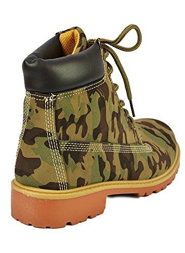Rangers Army Militaire Kaki Kaki