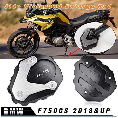 Motociclo F750GS 2018 2019 Cavalletto laterale lato estendere la piastra di supporto Ingrandisci pad per B-M-W F 750GS F 750 GS 18 19
