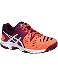 Asics Tenis Gel-Padel Pro 3 Gs Coral / White 39 Junior