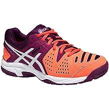Asics Tenis Gel-Padel Pro 3 Gs Coral / White 37 Junior