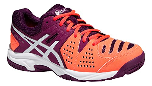 Asics Tenis Gel-Padel Pro 3 Gs Coral / White 38 Junior