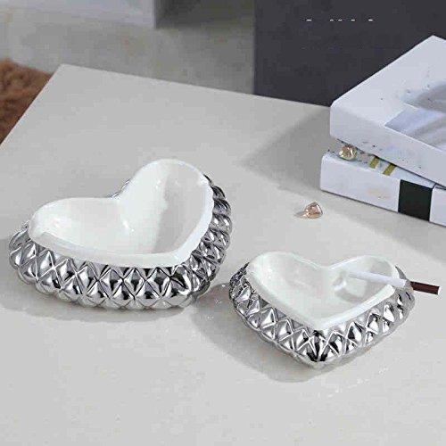 QFF Amor ceniceros de cerámica