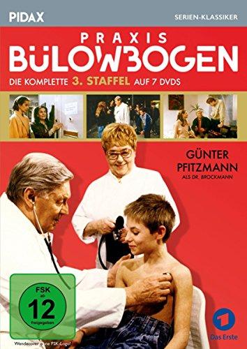 Praxis Bülowbogen - Die komplette 3. Staffel [7 DVDs]