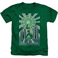 Power Rangers-Gioventù verde Ranger Deco maglietta - Ranger Verde