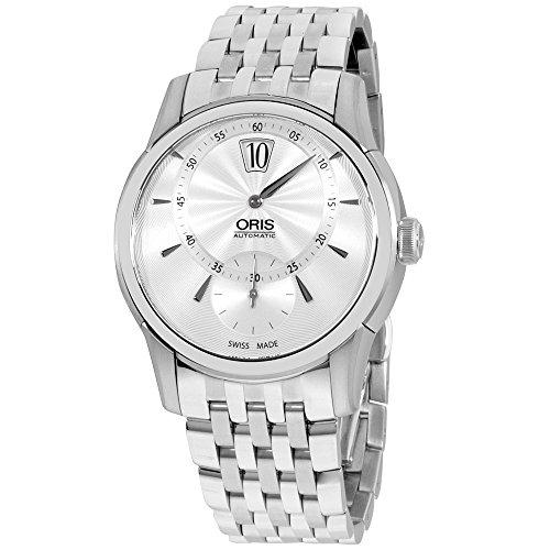 Oris Artelier Silver Dial Stainless Steel Men's Watch 91777024051MBXG (Ceritifed Refurbished)