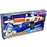 Blinkende Echt Leuchten und Sound Action Platz Shots Armee Spielzeug Gewehr Pistole mit Tactical Scope