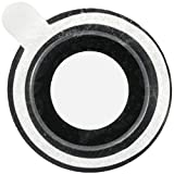 Original Sony Kamera Glas mit Deko-Ring für Sony Xperia Z3 COMPACT (Kamera Scheibe, Cameras Lens, Linse, Abdeckung), bulk