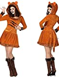 Atosa 26888–Lionne, dame Costume