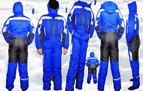 Moderei Auswahl an Schneeanzug   Schneeoverall Skianzug   Skioverall Snowboard Unisex   Jungen   Mädchen   Herren   Damen Schneeanzug Hauptfarbe-Blau (170) …   00786301561302