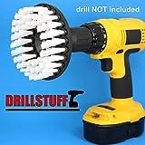 Softer-Bristle-Scrub-Brush-5-Round-with-Power-Drill-Attachment