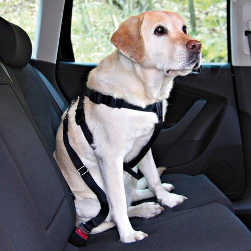 Artikelbild: Trixie 1290 Auto-Sicherheitsgeschirr, S: 30-60 cm