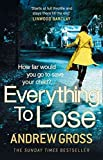 [Everything to Lose] (By: Andrew Gross) [published: October, 2014]