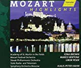 Highlights / Mozart