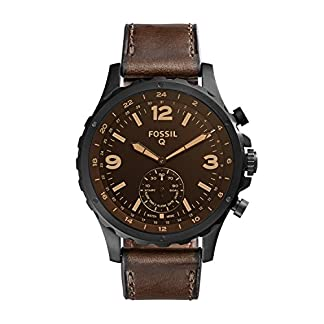 Fossil Analog Black Dial Men's Watch-FTW1159