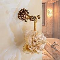 Daadi Barra de Toalla, toallero, Anillo de Toalla Euro-Cobre baño toallero toallero