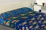 PAW PATROL - Juego sábanas pirineo PATRULLA CANINA. Cama 105 cm - Sedalinne