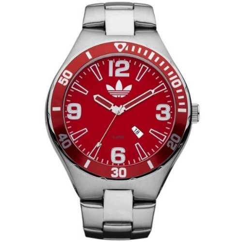 Adidas Unisex Stainless Steel Bracelet Watch ADH2648