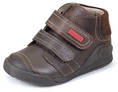 Biomecanics Jungen 161160 Sneaker Testa Di Moro / Mokka (Kaiser / Galera)