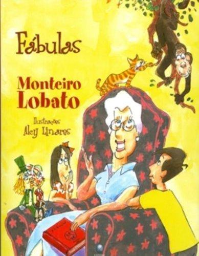Fábulas (Em Portuguese do Brasil) by Monteiro Lobato (2012-01-01)