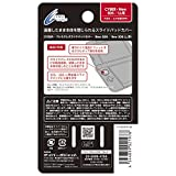 Cyber ・Premium Slide Pad Cover New 3ds / New 3ds Ll / 3ds Ll /3ds Clear Black
