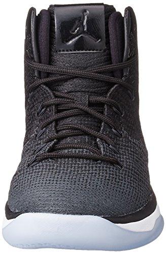 Nike Herren 845037-002 Basketball Turnschuhe Mehrfarbig