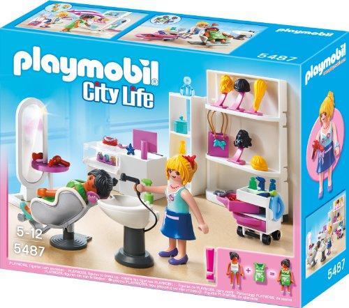 Preisvergleich Produktbild PLAYMOBIL 5487 - Beauty Salon