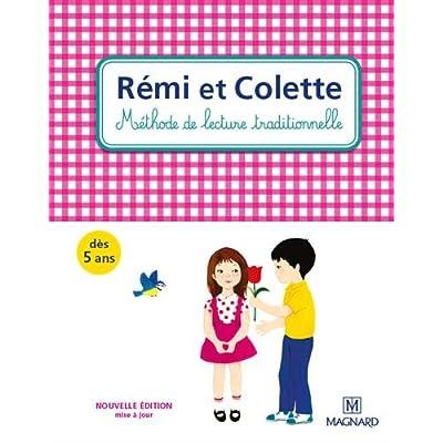 Méthode de lecture Rémi et Colette