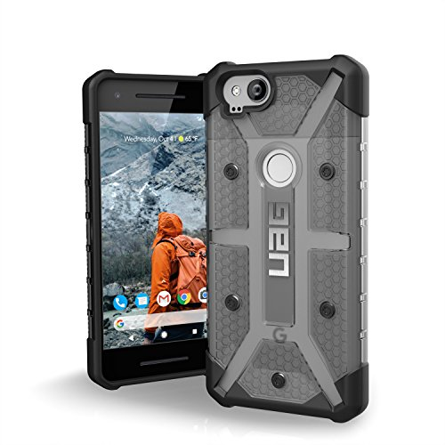 Urban Armor Gear Plasma Feather Light Rugged Military Drop Tested Case for 5-Inch Google Pixel 2