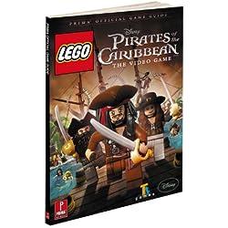 Guía oficial del juego de Lego Piratas del Caribe.