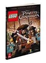 LEGO Pirates of The Caribbean - The Video Game: Prima Official Game Guide de Michael Knight