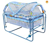 Baybee Cocoon Swing Cradle (Blue)