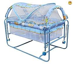 Baybee Cocoon Swing Cradle (Blue)