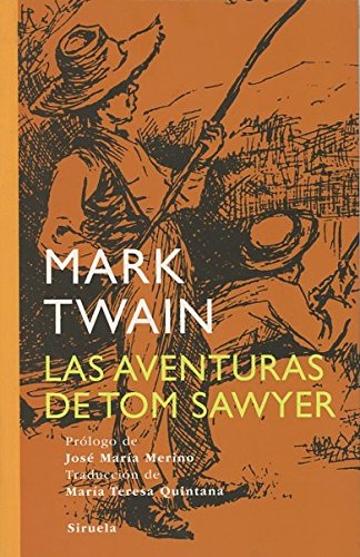 Las aventuras de Tom Sawyer Cover Image