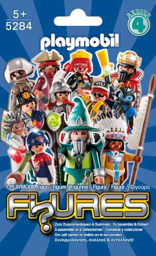 PLAYMOBIL 5284 - Serie 4 - Figures Boys