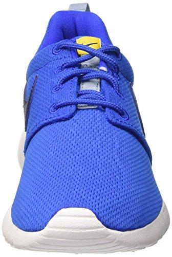 Nike Roshe One (Gs) Scarpe da Ginnastica, Unisex - Bambino Blu (Hypr Cblt/Dp Ryl Bl-Vrsty Mz-B)