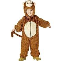 Kids Monkey Jumpsuit Boys & Girls Fancy Dress Party Costume