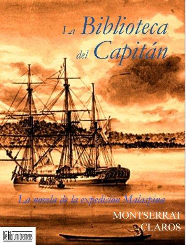 La Biblioteca del Capitán por Monserrat Claros Fernández