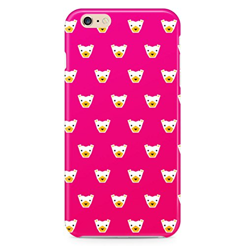 Rose Ours Polaires géométrique-Apple iPhone 5s-étui rigide en plastique
