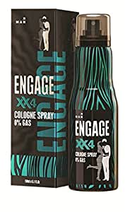 Engage Cologne Spray - XX4 - 150ml Bottle