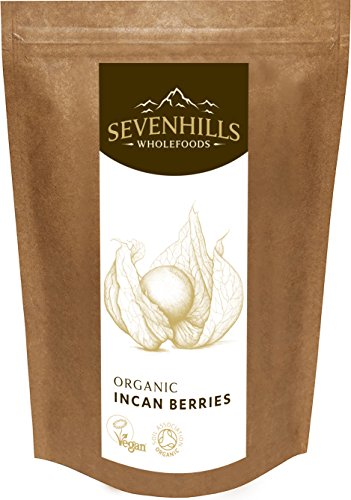Sevenhills Wholefoods Organic Raw Incan / Golden Berries 500g Test