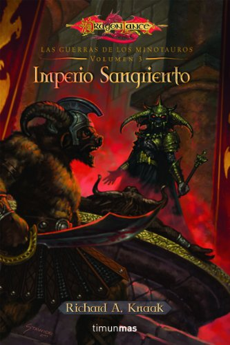 Imperio sangriento (Dragonlance) por Richard A. Knaak