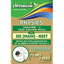 Optimum Educational DVDs HD Quality For JEE Physics Part 1 Medical & Engineering Entrance