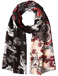 Desigual FOULARD_RECTANGLE JAPANFRESH - Châle pattern_name - Femme