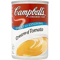 Crema de Campbell De 295g de tomate condensada sopa